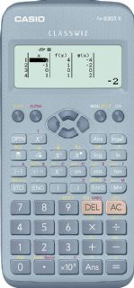 Casio fx-83GT X Classwiz Scientific Calculator Light Blue